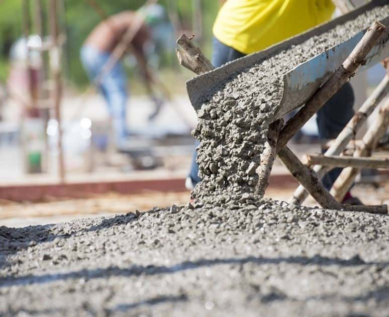 Составная бетона пластификатор цементный раствор пва
